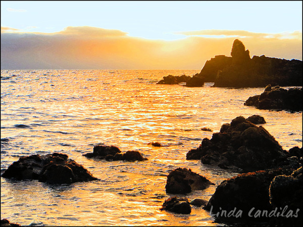 Sunset Pacific Grove Beach