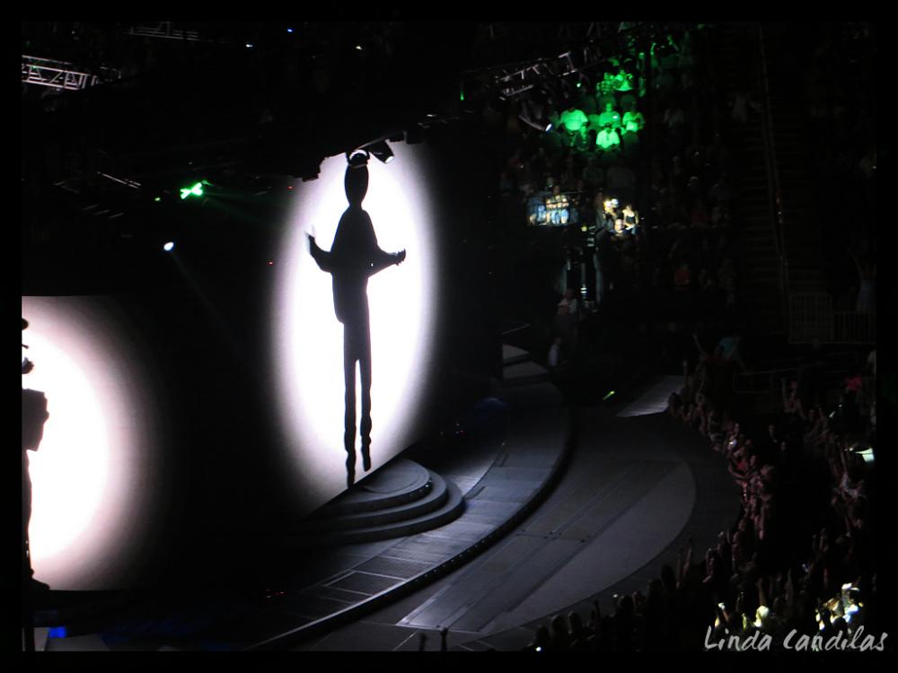 Las Vegas Garth Brooks in Concert