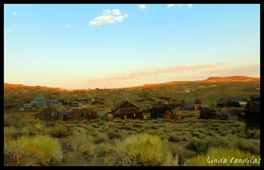 Another Beautiful Sunset, Bodie