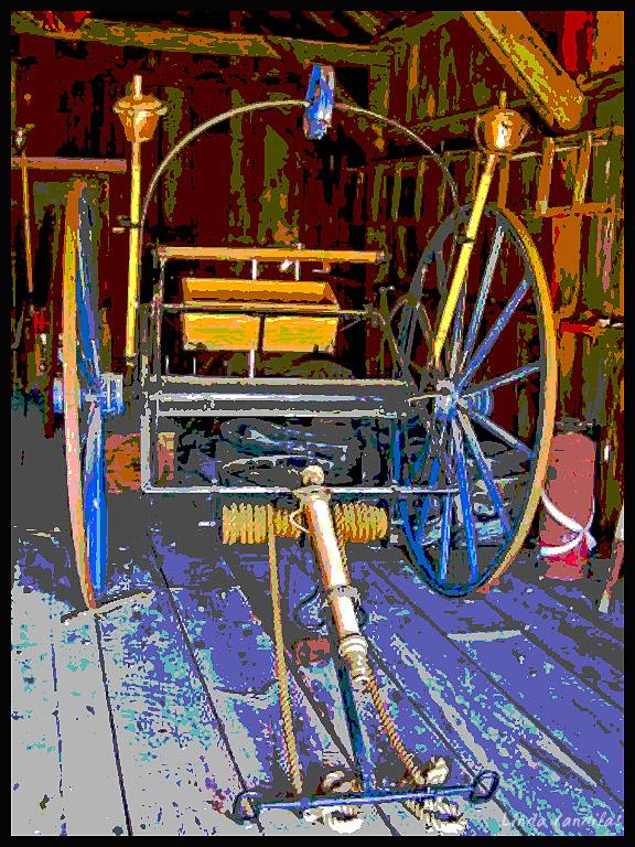 Fire Station Wagon