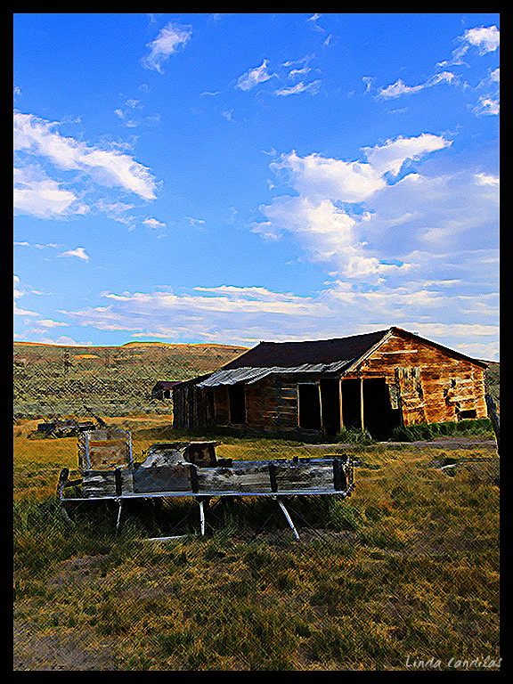 A Perfect Day in Bodie