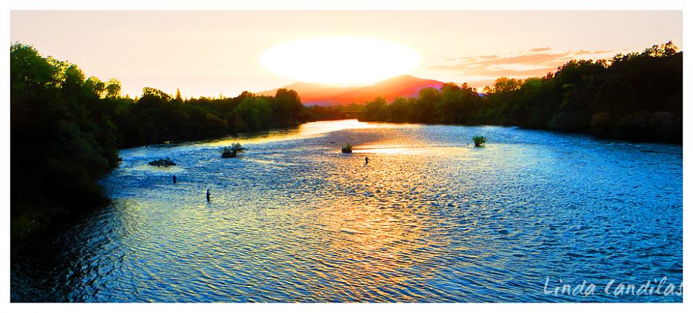 Sacramento River, Redding