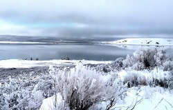 Frosted Mono Lake