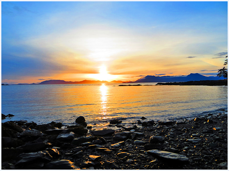 Alaska Beach, Ketchikan