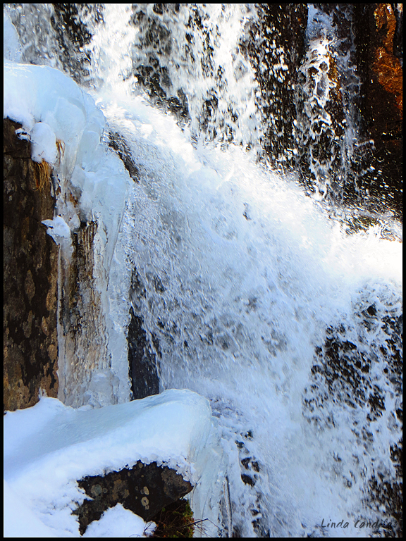 Wild Eagle Falls, Lake Tahoe
