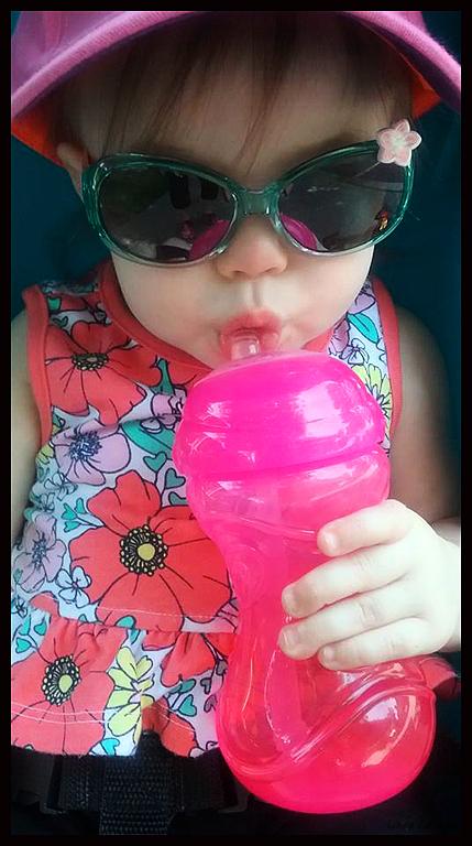 Cool Baby Girl