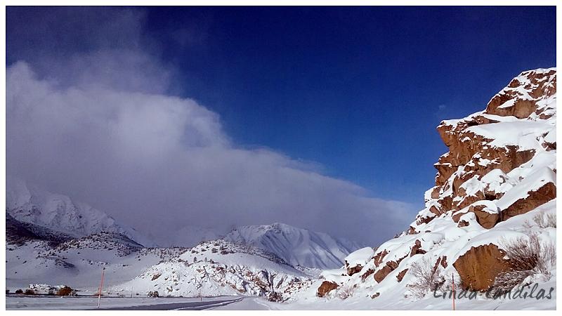 Road Trip to Mammoth Ski Resort