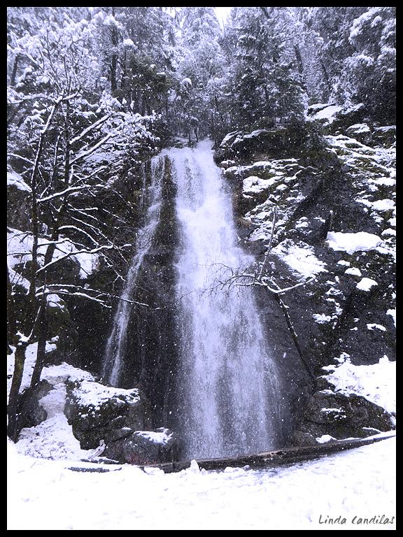 Bridal Vail Falls, HWY 50