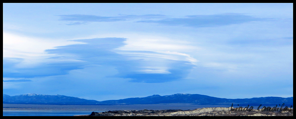 Lenticular Clouds