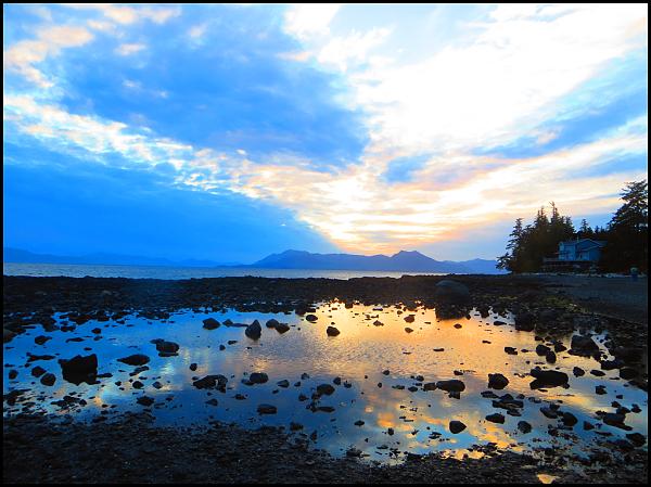 Point Higgins Beach Sunset