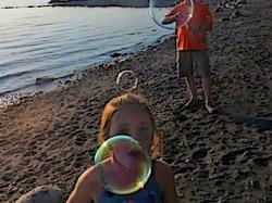 Higgins Beach Bubbles