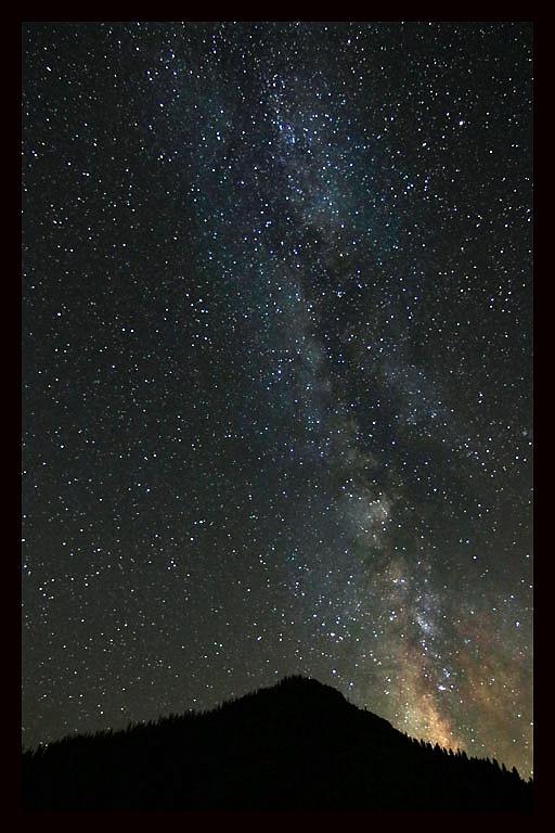 Milky Way So. Lake Tahoe