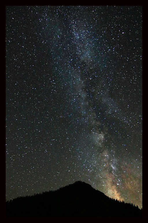 Milky Way So. Lake Tahoe
