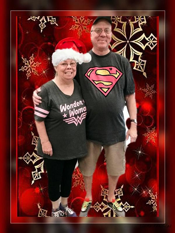 Merry Christmas Phone Photo