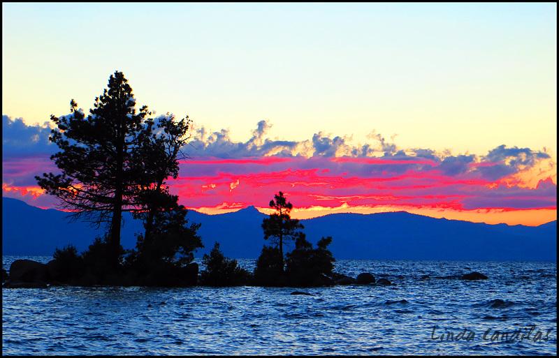 Zepher Cove Sunset