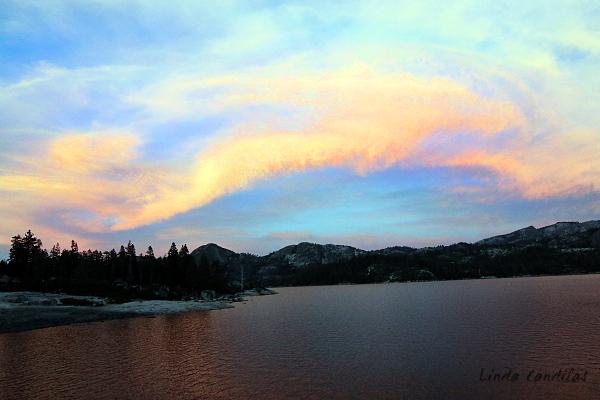 Sunsets at Loon Lake