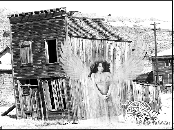 Ghost's of Bodie
