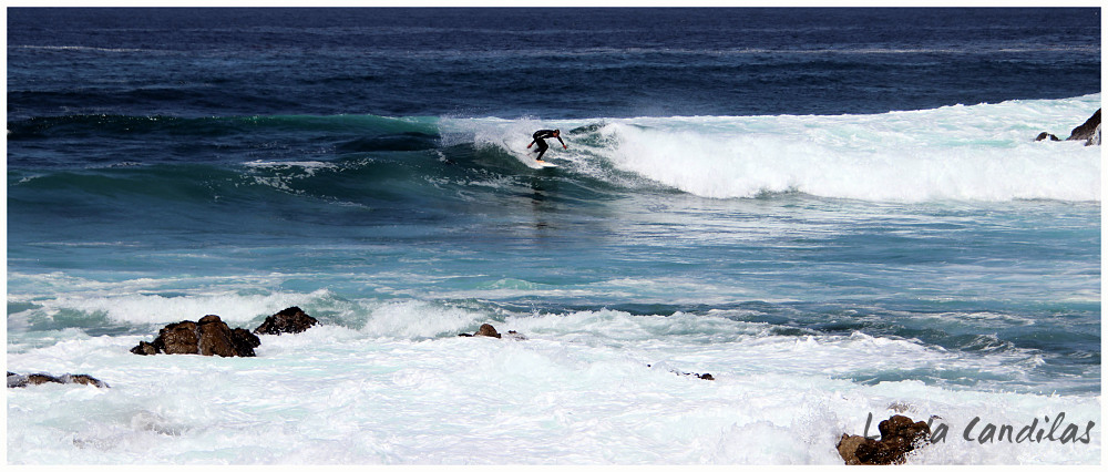 Surfing Pebble Beach, Monterey