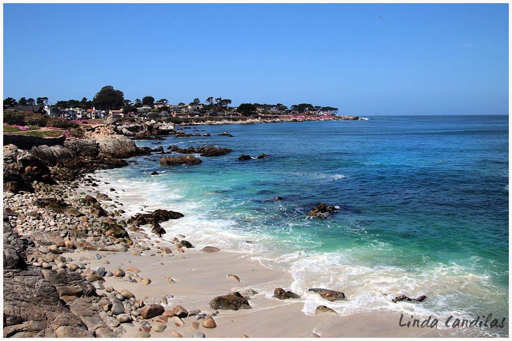Lovers Point, Monterey