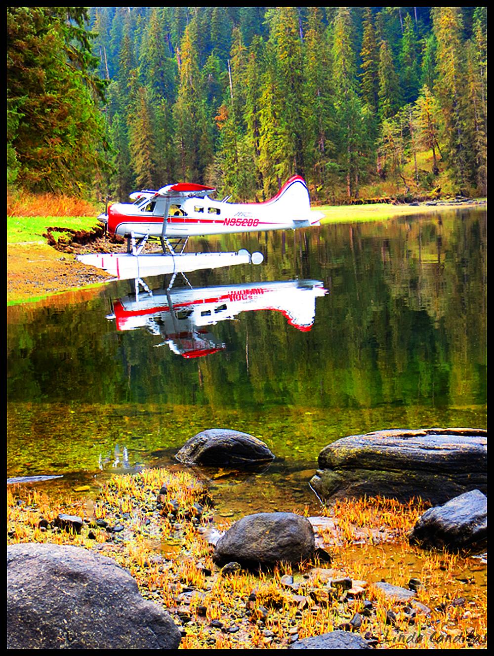 Alaska Mountain Air