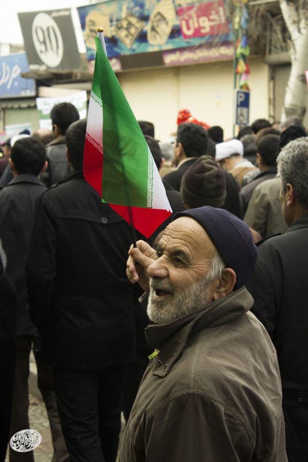 bahman 22 protests in Iran