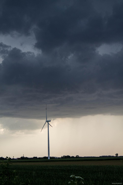 szél-vihar