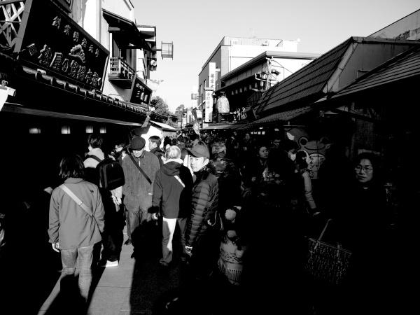 New year 2015,Shibamata