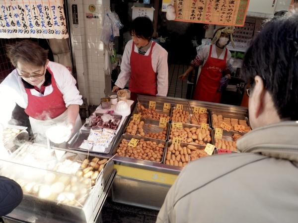 Shibamata [DAIKOKUYA],ODEN shop