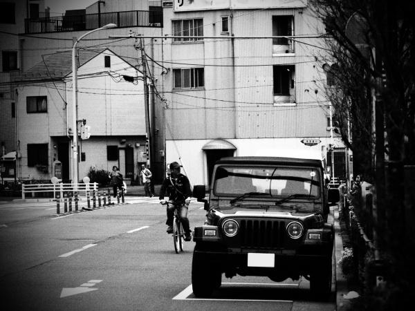 Old American 4x4,Fukagawa Tokyo
