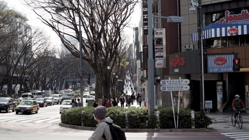 Warm Blue Day 2015,Harajuku