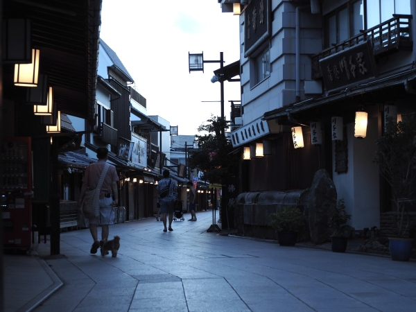 Dusk of Shibamata,2015 Summer