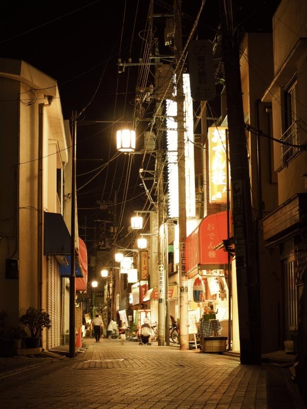 Shibamata Night scene Sep/2015