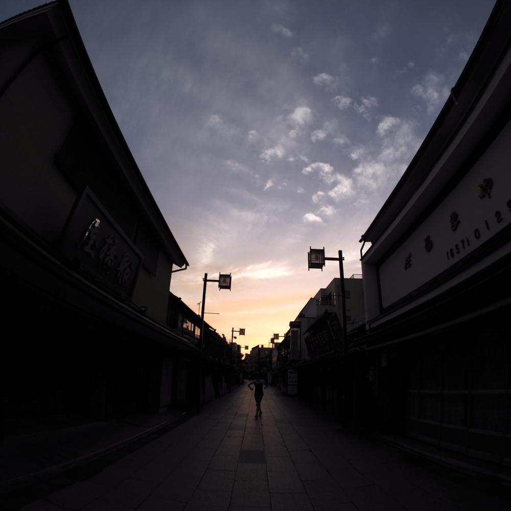 Dawn,Shibamata