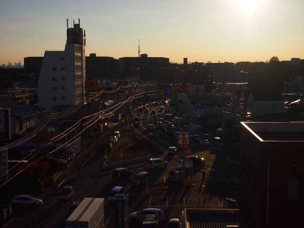 Sunset town,Matsudo