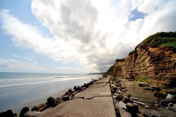 Byobugaura cliff,Chiba
