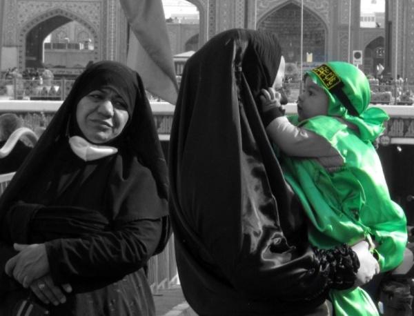 Muharram Mourners