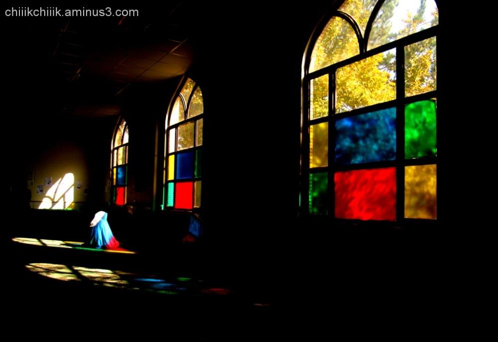 Colorful Shadows