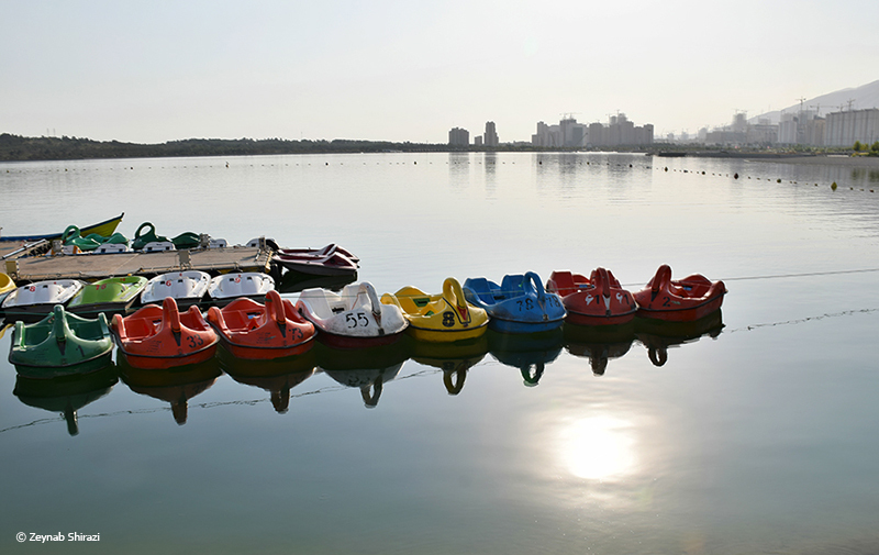Chitgar Lake