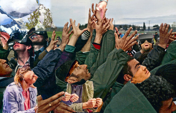 aid distribution refugees