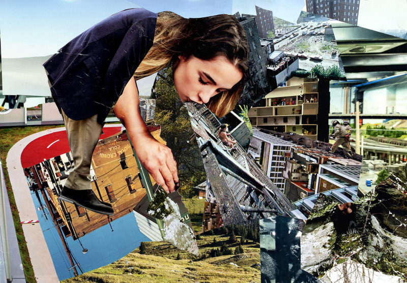 collage gardener city