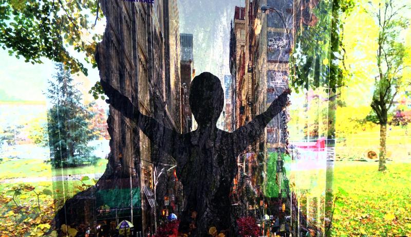 geneva double exposure streetphotography