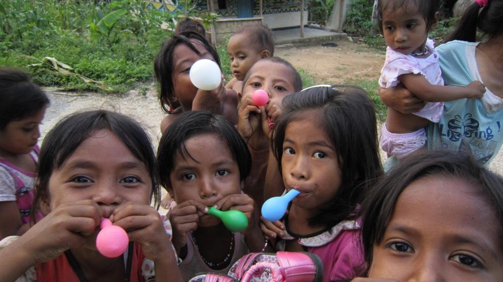 Sumba, l'île aux enfants