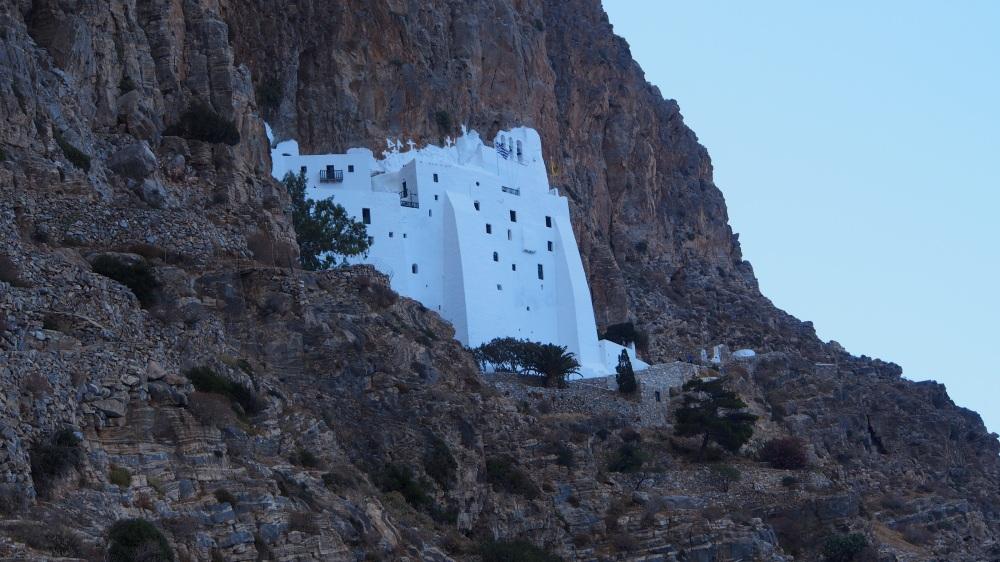 Monastere de la Panagia Chozoviotissa