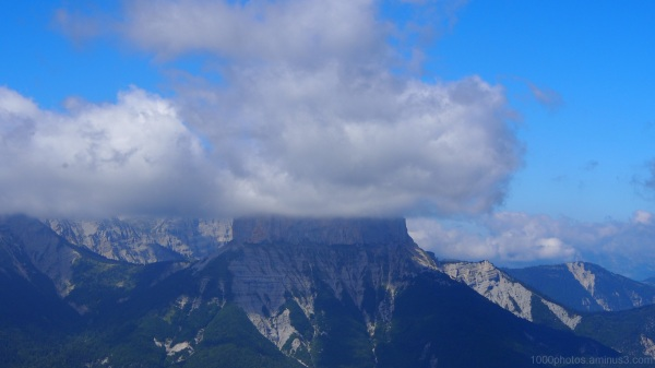 Mont Aiguille 2