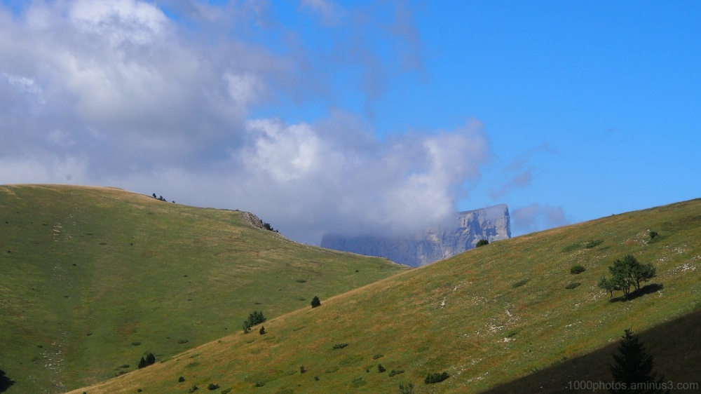 Mont Aiguille 3