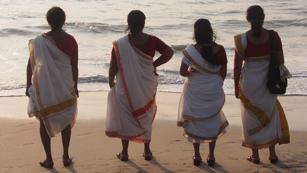 Kerala Saris