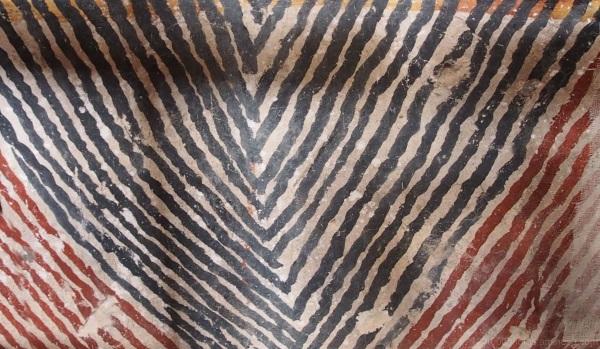 Mistra Fresques (détail)