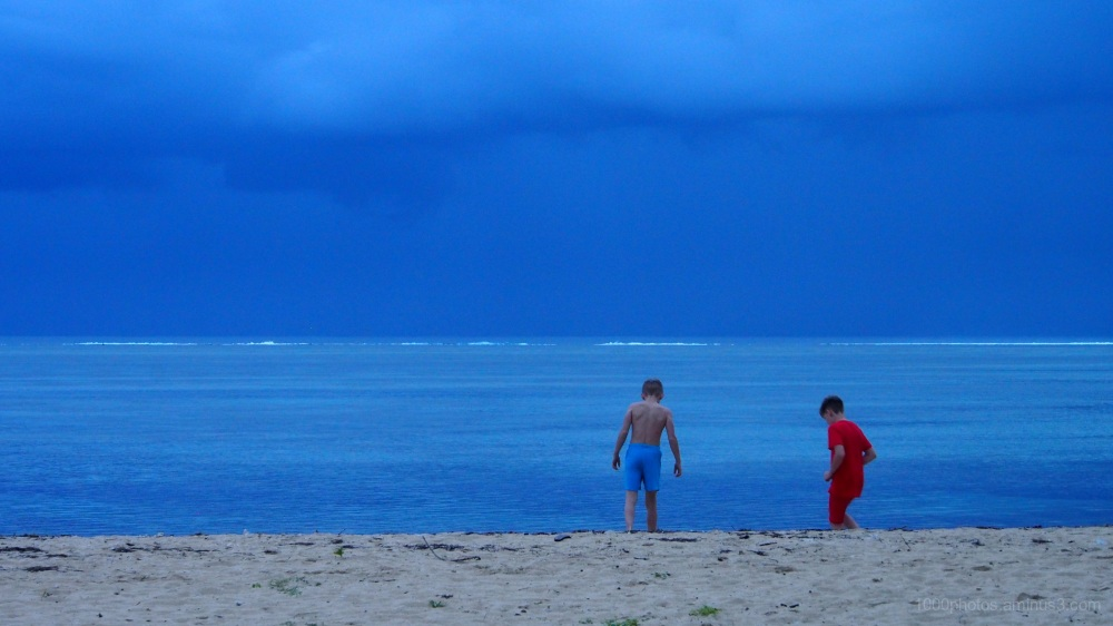 Revoir la mer