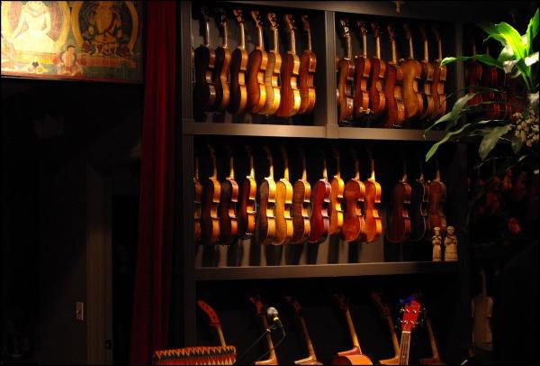 concert chez le luthier