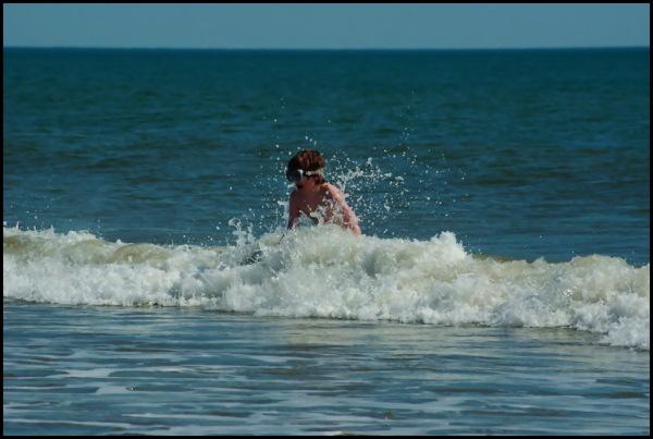 Happy splash!
